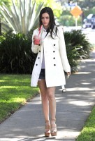 Рэйчел на прогулке в Лос-Анджелесе
