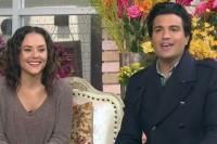 Сурия и Хайме на передаче «El Gordo y la Flaca».
