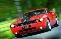 Вин Дизель пиарит Dodge Challenger от Eibach