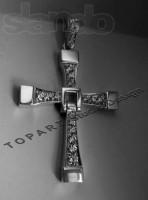 Вин Дизель. Сайт где можно заказать крестик как у Вина Дизеля.