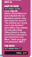 EW and TV Guide - Magazine Scans