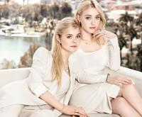 Голливудские сестры Фаннинг оказались кузинами Кейт Миддлтон.