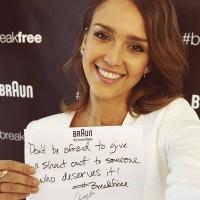 Braun #breakfree