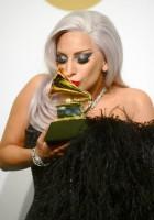 Леди Гага. Леди Гага на премии Грэмми, 8 февраля 2015 года.