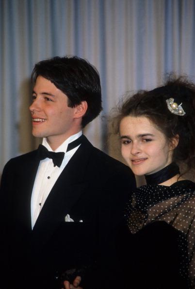 """Хелена Бонэм Картер. Хелена на 59й церемонии вручения """"Оскар"""", 1986"""