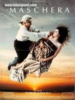"""Хелена Бонэм Картер. Новый постер фильма """"Маска"""", 1988г."""