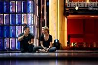 Репетиция танца перед Оскаром 2013