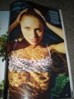 "Хайден в журнале ""Glamour"". Май 2013"