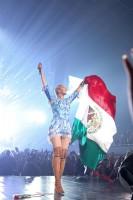 Бейонсе выступает в городе Монтеррей, Мексика
