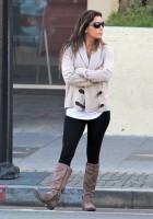 30 октября 2013 -  Ева Лонгория отправилась на завтрак  в Беверли Хиллз, Калифорния.