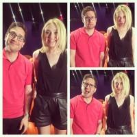 В рамках промо-тура фильма «Ночные движения» Дакота дала интервью корреспонденту MTV Джошу Хоровицу.