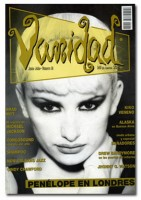 Пенелопа на страницах журнала  Vanidad (1995 год)