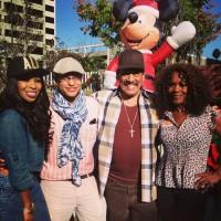 Дэнни Трехо. День донора в Лос Анджелесском детском госпитале