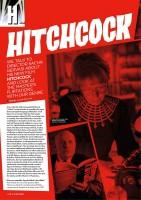 """Cтатья про фильм """"Хичкок"""" в журнале SFX (Выпуск 60, 2013)"""