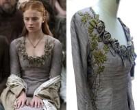 Платья Сансы в деталях (фото)