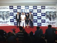 Michelle Rodriguez promoting Fast & Furious 6 in Korea