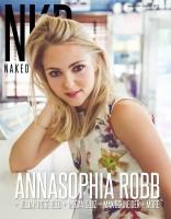 Журнал Naked, октябрь 2013