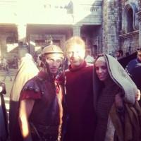 "Шон Бин. Шон Бин на съёмках фильма ""Иисус: возвращение из Египта"""