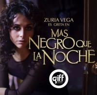 Шикарное промо с красоткой Сурией к фильму «Темнее ночи» специально для международного кинофестиваля в Гуанахуато.