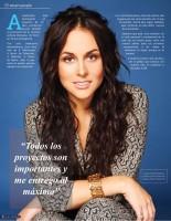 Cурия Вега. Сурия в июльском номере журнала «PubliQR».