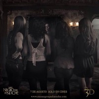Cурия Вега. Промо-постер фильма «Темнее ночи» с новым кадром.