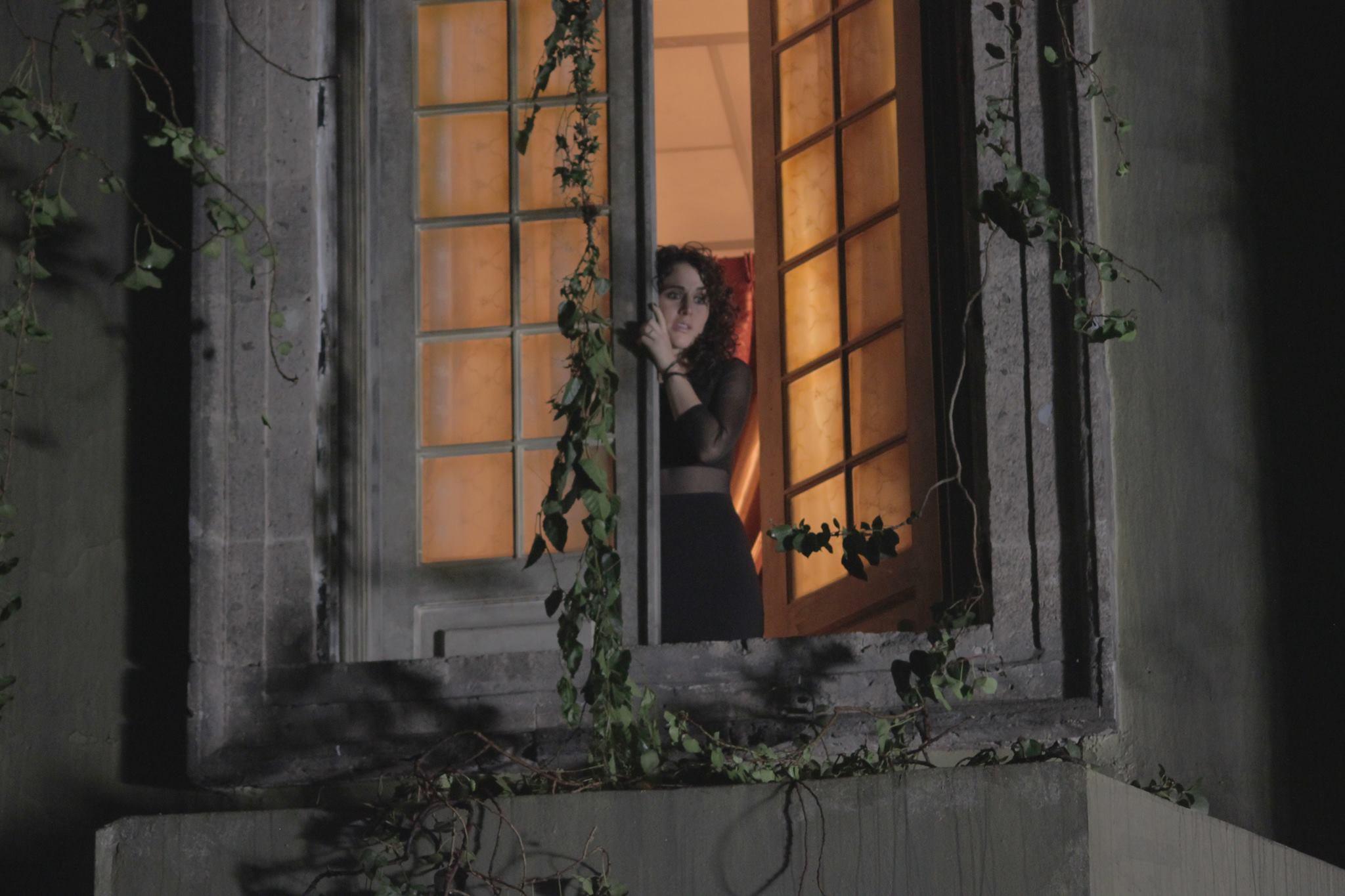 Cурия Вега. Очередной кадр из долгожданного фильма.