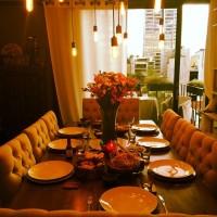 Cурия Вега. Праздничный ужин в честь возвращения Маримар.