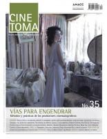 Сурия на обложке журнала «Cine Toma».