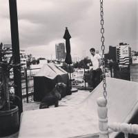 Cурия Вега. Фото из Instagram'а Сурии.