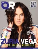 Сурия в июльском номере журнала «PubliQR».