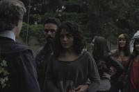 Cурия Вега. Новые кадры из фильма «Темнее ночи».