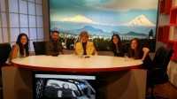 Cурия Вега. Сурия, Хосе, Эрендира и Она на передаче «Todo para la Mujer».