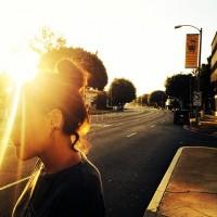 Cурия Вега. Новые фото Сури и Альберто в Лос-Анджелесе.