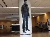 Шон Бин. Продюсеры сериала «Легенды» запустили кампанию «Не убивайте Шона Бина»