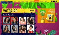 Голосуйте за Сурию в номинации любимая актриса премии Kids' Choice Awards México