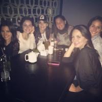 Вечеринка Маримар с Сурией и подругами-актрисами.