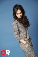 Cурия Вега. Фото из фотосессии Сурии для журнала «PubliQR».