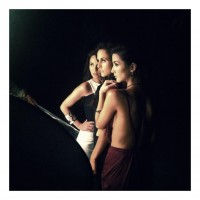 Cурия Вега. Фото из Instagram'а. Сурия на съемках новой фотосессии.