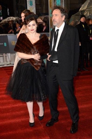 Хелена Бонэм Картер. BAFTA 2013