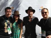 Новые фото Никки и Пола с фанатами после концерта на BMI Brunch.