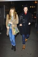 Джессика Бил. Джастин и Джессика в Нью-Йорке.