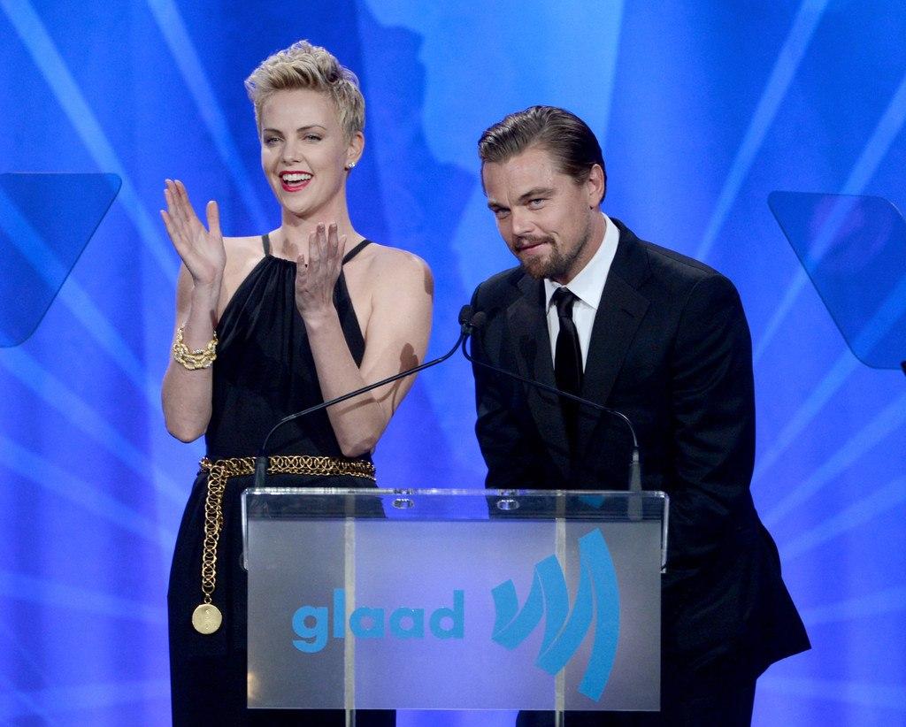 Леонардо ДиКаприо. Annual GLAAD Media Awards