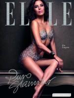 Ева Лонгория в журнале ELLE MAGAZINE [SPAIN] - декабрь  2013