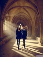 «Академия Вампиров»: Промо-кадры