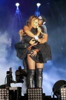 Бейонсе Ноулз. Фотоотчет с концерта в Сиэтле, штат Вашингтон в рамках тура «On the Run»