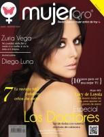 Сурия украсила обложку и страницы журнала «Mujer Queretaro» (июль-август 2014).