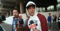 Марио Касас и Антонио Бандерас прибыли в аэропорт Чили
