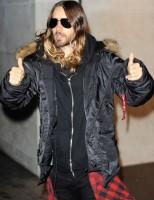 Jared Leto in London
