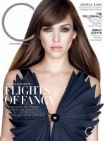 Фотосессия: Джессика Альба для сентябрьского издания California Style, 2013