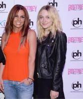 Дакота и Бритни Спирс на Meet & Greet перед концертом в Лас-Вегасе.
